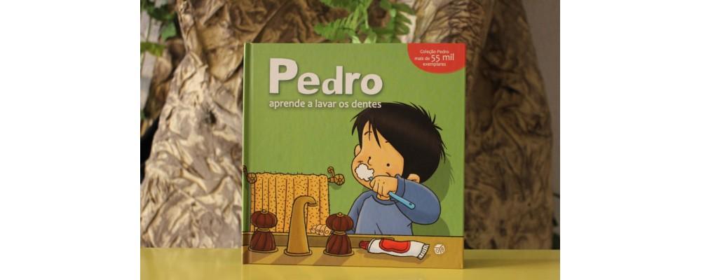 Pedro Aprende a Lavar os Dentes