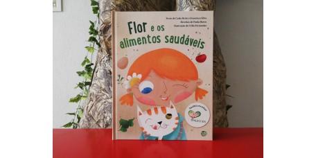 Flor e os Alimentos Saudáveis