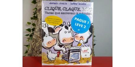 Clique, Claque, Muu - Vacas que Escrevem à Máquina + Ah Ah, Quá Quá