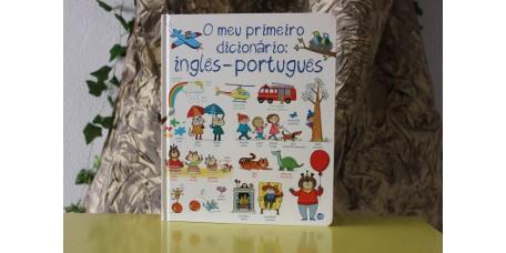 O Meu Primeiro Dicionário: Inglês-Português