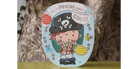 Até os Piratas fazem cocó!