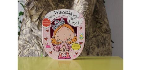 Até as Princesas fazem cocó!