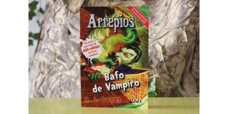 Arrepios - Bafo de Vampiro