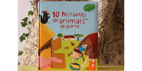 10 Histórias de Animais da Quinta