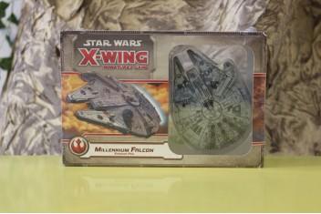 Star Wars: X-Wing Miniatures Game - Millennium Falcon (expansão)