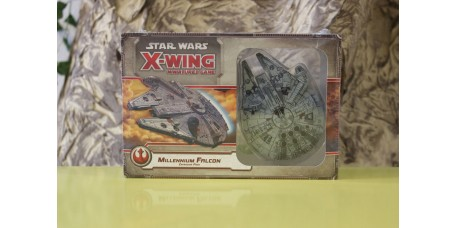 Star Wars: X-Wing Miniatures Game - Millennium Falcon (expansão)