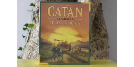 Catan: Cities & Knights (Expansão Catan)
