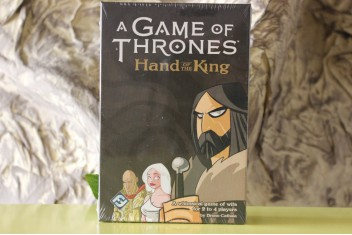 A Game of Thrones - Hand of the King