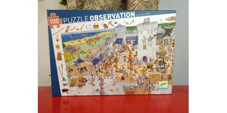 Puzzle Observação Castelo Forte