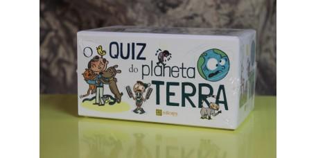 O Quiz do planeta Terra