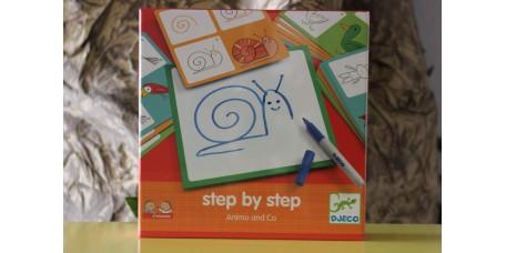 Desenhar passo-a-passo Animais e Companhia