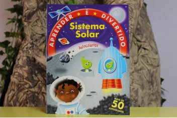 Aprender é Divertido - Sistema Solar