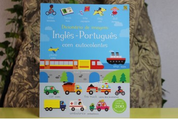 Dicionário de Imagens Inglês-português
