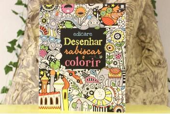 Desenhar, Rabiscar e Colorir