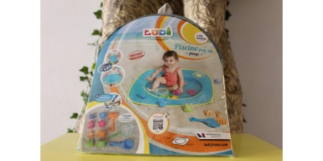 Piscina Pop-Up Praia