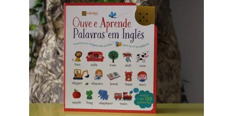Ouve e Aprende Palavras em Inglês