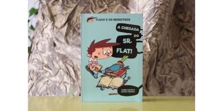 A Chegada do Sr. Flat!