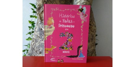 Histórias de Fadas e Princesas em 2 Minutos