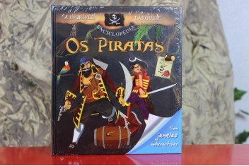 A Incrível Enciclopédia Larousse - Os Piratas