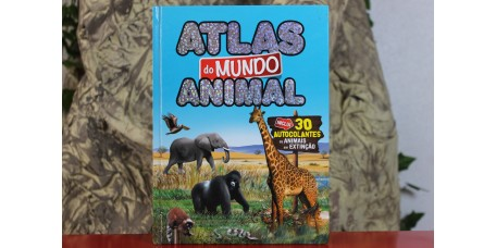Atlas do Mundo Animal