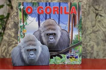 Animais da Selva - O Gorila