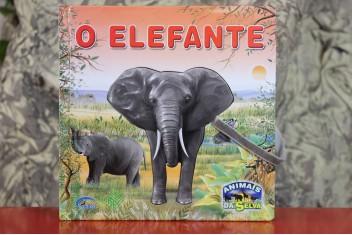 Animais da Selva - O Elefante