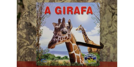 Animais da Selva - A Girafa