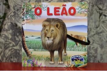 Animais da Selva - O Leão