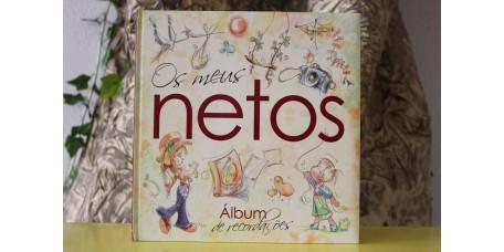 Os Meus Netos - Álbum de Recordações