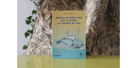 História da Baleia Azul que se Perdeu no Caminho de Casa