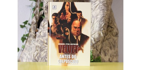 Velvet Vol. 1 - Antes do Crepúsculo