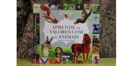 Aprende os Valores com os Animais