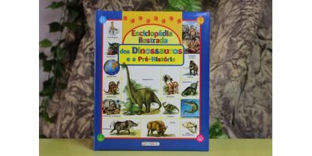 Enciclopédia Ilustrada dos Dinossauros e a Pré-História