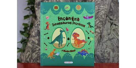 Encontra os Dinossauros Incriveis