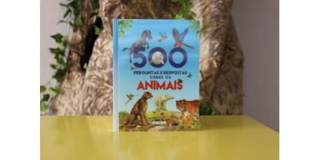 500 Perguntas e Respostas Sobre os Animais
