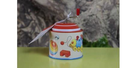 Caixa de Música Brinquedos