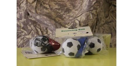 Bola de Futebol com Elástico