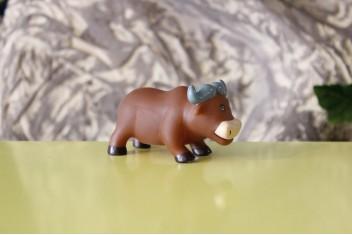 Bufalo de Borracha