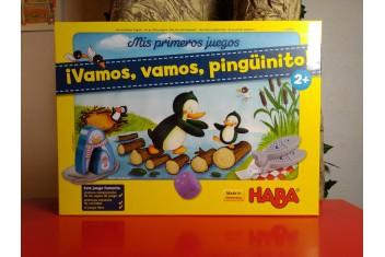Vamos, Vamos Pinguim!