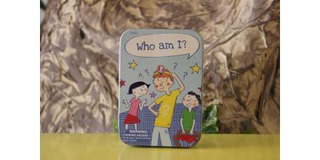 Who am I? / Quem sou eu?