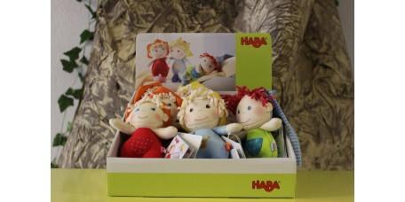Bonecos de pano Pequenos Amigos