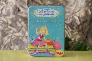 A Princesa e a Ervilha - A cama bamboleante
