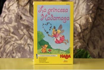 A Princesa Fada Mágica