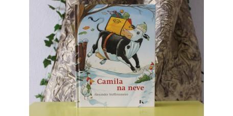 Camila na neve