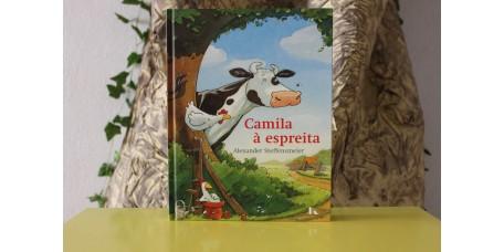 Camila à Espreita