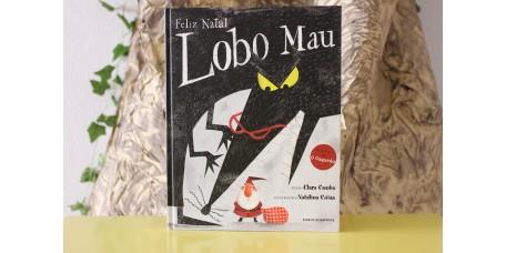 Feliz Natal Lobo Mau