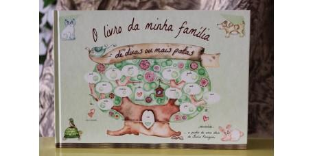 O Livro da Minha Família de Duas ou Mais Patas