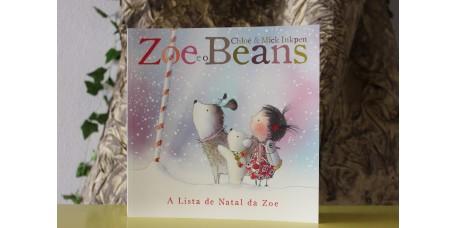 Zoe e o Beans A lista de Natal da Zoe