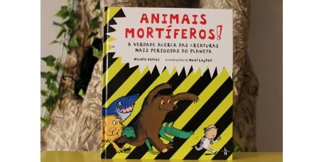 Animais Mortiferos! A Verdade Acerca das Criaturas Mais Perigosas do Planeta