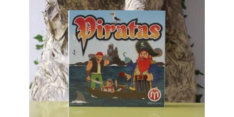 Piratas - Jogo na Caixa